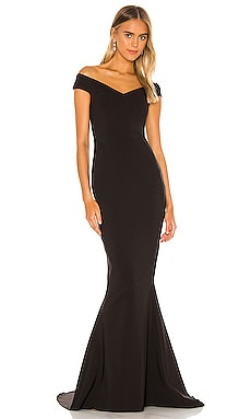 x REVOLVE Allure Gown Nookie $249