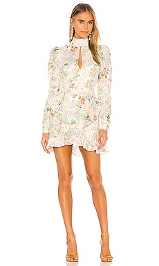 ROBE COURTE À LONGUES MANCHES DARLING Nookie $319