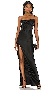 Dream Draped Gown Nookie $299