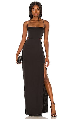 Stella Cut Out Gown Nookie $289