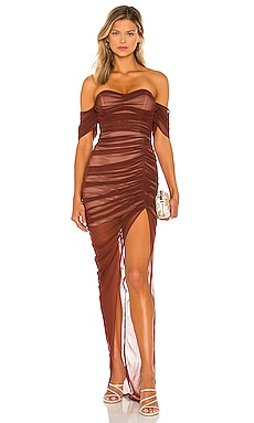 Dita Mesh Gown Nookie $369
