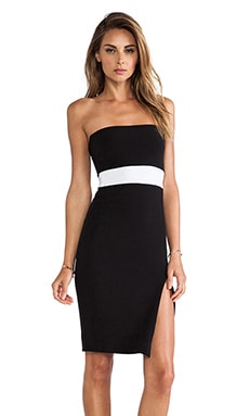 Covet Strapless Dress