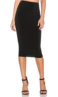 Nookie Dolce Vita Pencil Skirt in Black