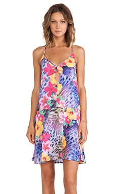 Nanette Lepore Slip Dress in Multi