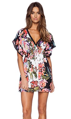 Nanette Lepore Havana Tropical Cover Up in Multi