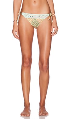 Nanette Lepore Paso Robles Vamp Bikini Bottom in Multi