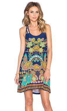 Nanette Lepore Utopia Mini Dress in Multi