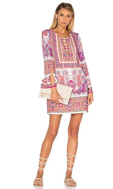 Nanette Lepore Gypsy Queen Tunic in Multi