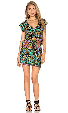 Nanette Lepore Cap Sleeve Tunic in Multi