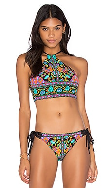 Stargazer Midkini Top in Multi