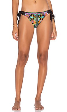 Nanette Lepore Vamp Bikini Bottom in Multi