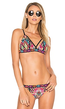 Mayan Mosaic Vixen Top in Multi