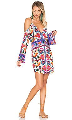 Antigua Peasant Tunic in Multi