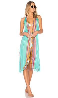 MIDI VEST ドレス