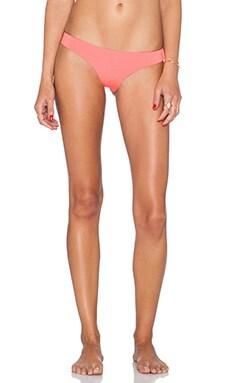 N.L.P Orsted Braz Bum Bikini Bottom in Neon Pink