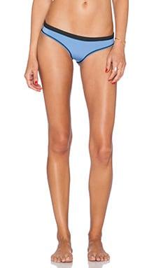 N.L.P Baru Cheeky Bikini Bottom in Sky Blue