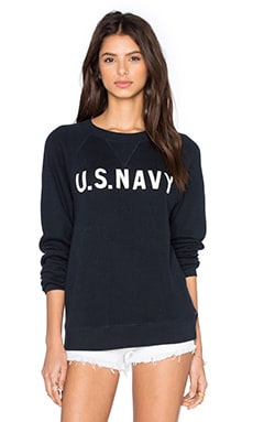 NLST Navy Sweatshirt in Navy