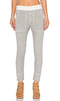NLST Duofold Longjohns in Heather Grey