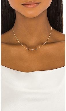 Kalani Trio Diamond Necklace Natalie Marie Jewellery $770