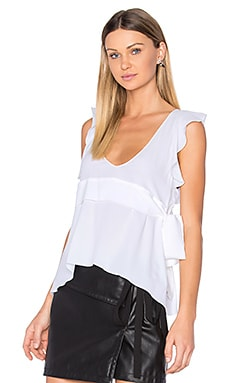 Scoop Neck Blouse
