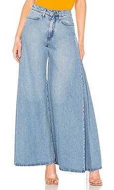 JEAN PIERNA ANCHA SEVILLE Nobody Denim $96