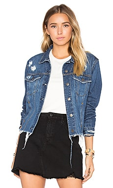 Chloe Crop Jacket