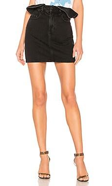 Ruffle Skirt Nobody Denim $78