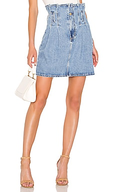 JUPE COURTE GALILEO Nobody Denim $199