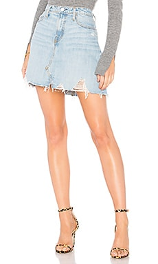 Piper Skirt Nobody Denim $75