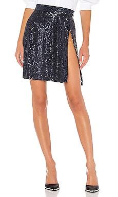 Cassey Sequin Skirt NONchalant $414