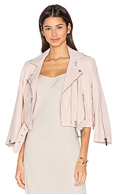 Avalon Jacket in Ice Pink