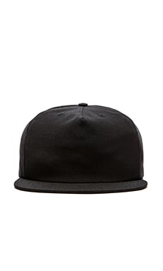 Norse Projects Three Ply Tropical Cap in Black
