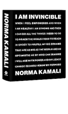 I AM INVINCIBLE BOOK NORMALIFE $35