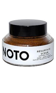 Resurface Scrub NOTO Botanics $34