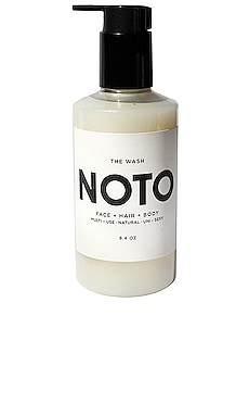 The Wash NOTO Botanics $38