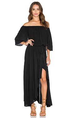 Beth Dress en Noir