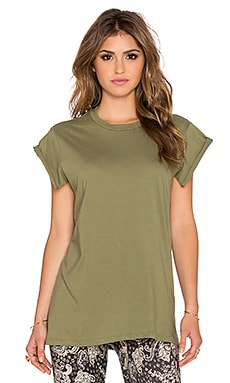 NOVELLA ROYALE Loulou Tee in Army Green