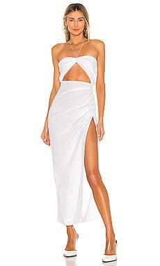Aston Dress Natalie Rolt $502 NEW