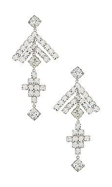 Crystal Drop Earring Nicole Romano $288 NEW ARRIVAL
