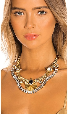 Embellished Necklace Nicole Romano $192