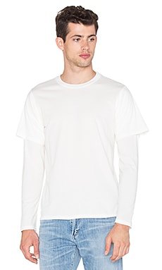 NSF Billy Tee in White