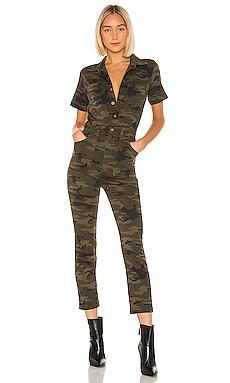Harley Short Sleeve Jumpsuit NSF $398