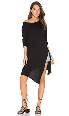 #alldayNSF Amin Dress in Black