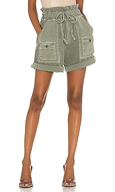 Troy High Waist Short NSF $198