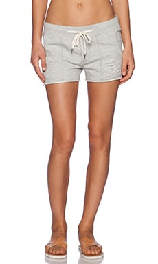 NSF Kimya Short in Heather Destroy