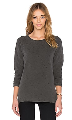 NSF Regina Sweater in Pigment Black