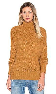 Soire Sweater in Gold