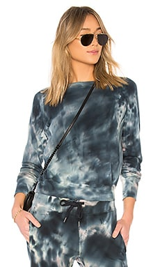 Saguro Tie Dye Pullover NSF $225