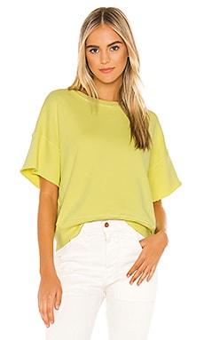 Brooke Short Sleeve Sweatshirt NSF $175