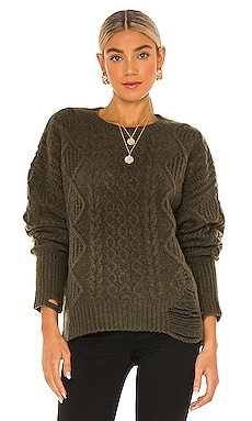 Anabell Crew Neck Sweater NSF $398